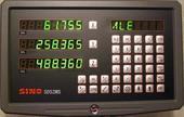 SDS6 - 3V digitální indikace pro 3 osy