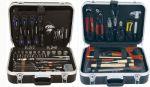 Profesionální montážní kufr ABS s ručním nářadím 1