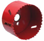 korunkový vrták průměr 127 mm